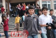 Öğrenciler TEOG'da Ter Döktü