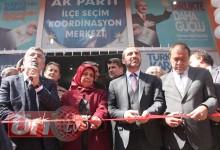 Seçim Koordinasyon Merkezinde Coşkulu Açılış