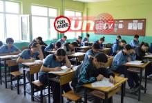 Ünye'de Bin 972 Öğrenci TEOG Sınavına Girecek