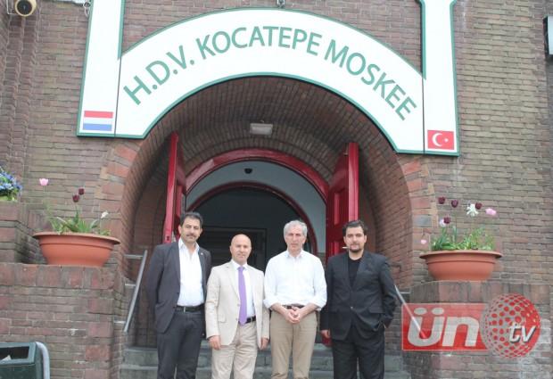 Hollanda'da Bir Kültür Yuvası: Kocatepe Camii