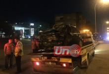 Ünye'de Kaza: 3 Yaralı