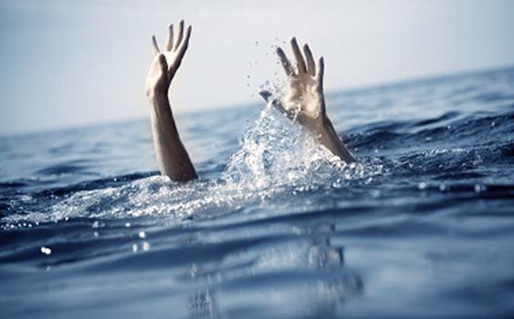 Irmakta Yüzen 2 Genç Boğulma Tehlikesi Geçirdi