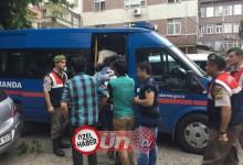 Kaçak Tekstil İşçileri, Sınır Dışı Edildi
