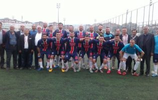 Çaybaşıspor Finalde