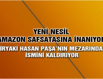 Tiryaki Hasan Paşa Mezarından İsmin Kaldırılmasına Danışmandan Tepki