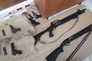 Ordu'da Bir Evde Silah ve Tüfek Ele Geçirildi