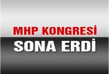 MHP Ünye İlçe Teşkilatı Kongresi Sona Erdi