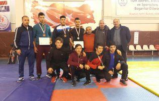 Ünyeli Sporcular Türkiye Şampiyonası Yolunda