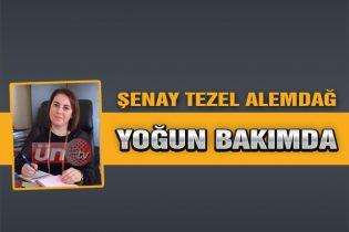 Şenay Tezel Alemdağ Yoğun Bakımda