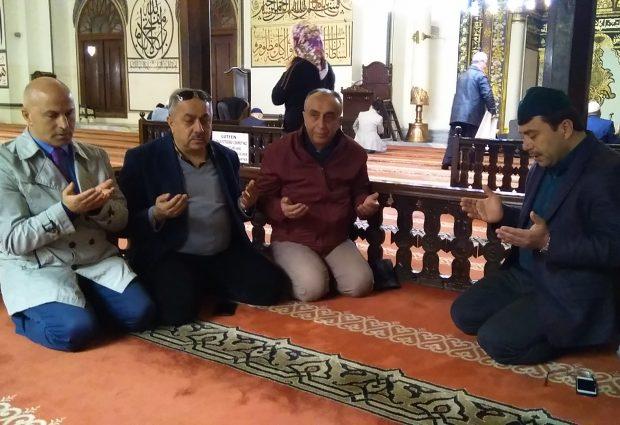 Ünyeli Şehit Bursa'da Anıldı