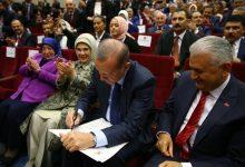 Cumhurbaşkanı Erdoğan Resmen AK Parti'de