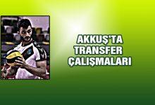 Akkuş'ta Transfer Çalışmaları Devam Ediyor