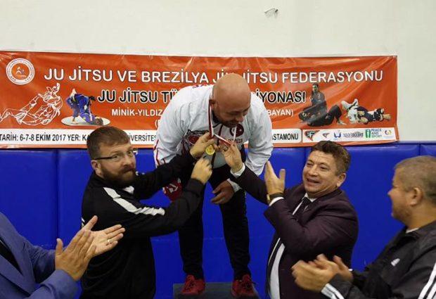Ünyeli Sporcu Türkiye Şampiyonu