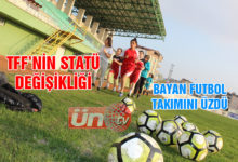 Bayan Futbolcular Federasyona Tepkili