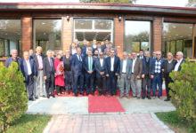 Akkuş'ta 19 Ekim Muhtarlar Günü Kutlaması