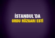 Ordu İstanbul'da Tanıtıldı