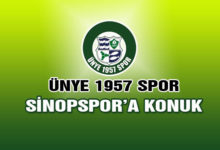 Son Maç Sinopspor İle Oynanacak