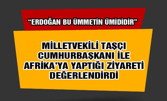 """Erdoğan Bu Ümmetin Ümididir"""