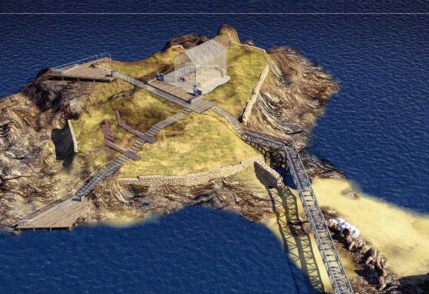 Ayanikola Adası Turizme Kazandırılacak