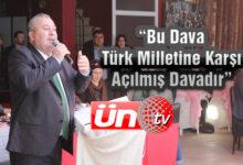 Enginyurt; Bu Dava Türk Milletine Karşı Açılmış Davadır