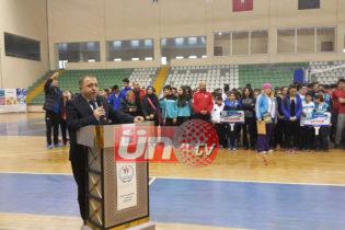 Anadolu Yıldızları Ligi Ünye'de Başladı