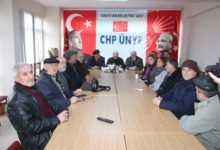 CHP'den Çöp Tepkisi