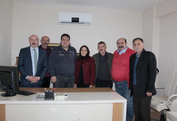 CHP'den Anlamlı Ziyaret