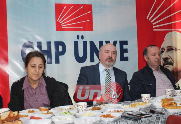 """CHP'li Maral, """"Gündem Belirleyici Olacağız"""""""