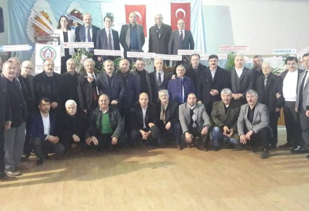 Ali Özkan 6. Kez Başkan Seçildi