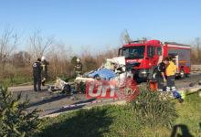 Ünye'de Seyir Halindeki jip Otomobilin Üstüne Düştü: 2 Ölü