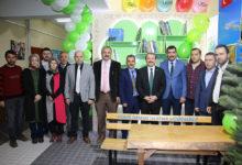 Akkuş'ta Orman Kütüphanesi Açıldı