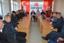 CHP'den Çamlık Tepkisi