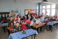 Kaledere Öğrencilerinden Çanakkale Programı