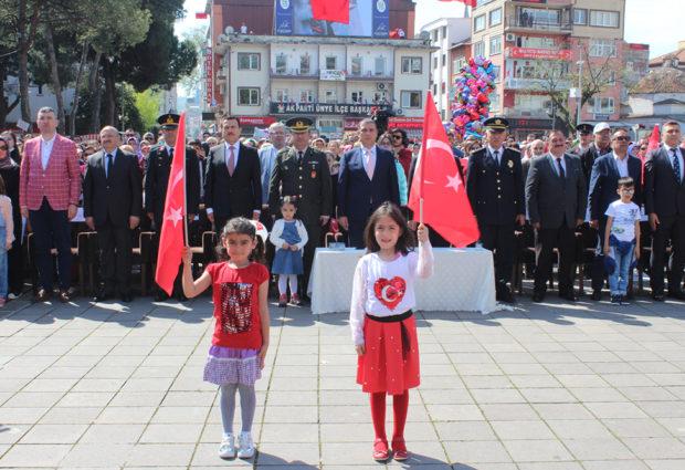 Ünye'de Türk-Gürcü Kardeşliği