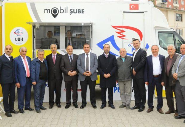 Fevzi Çakmak'a Mobil PTT