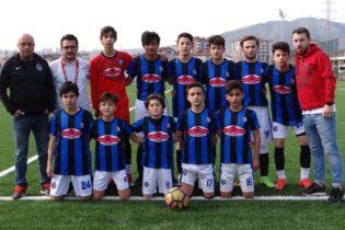 Ünye Futbol Kulübü Yarı Finalde! 2-0
