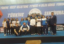 Ünçek Spor Kulübü'nden  Türkiye Derecesi